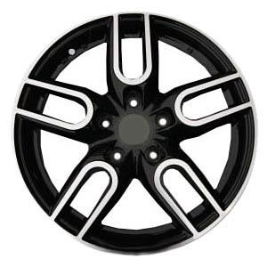 Литой диск Replica H VW66H 7x18 5*112 ET 43