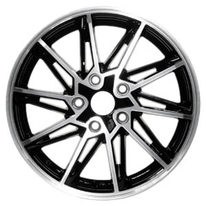 Литой диск Replica H VW68H