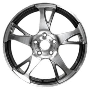 Литой диск Replica H VW70H 7x17 5*112 ET 43