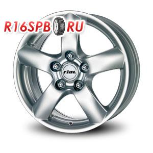 Литой диск Rial Oslo 6.5x15 5*114.3 ET 45