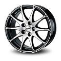 Rial Bari 7.5x18 5*112 ET 38 dia 70.1 Diamond Black Front Polished