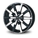 Rial Trenta 8x18 5*112 ET 48 dia 70.1 Racing Black Front Polished