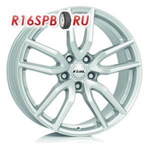 Литой диск Rial Torino 7.5x17 5*112 ET 48 Polar Silver