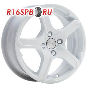 Литой диск Скад Аллигатор 6x15 4*100 ET 48 W
