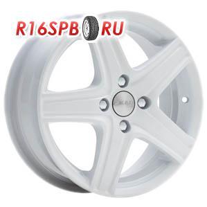 Литой диск Скад Магнум 5.5x14 4*100 ET 38 W