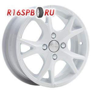 Литой диск Скад Орлан 5.5x14 4*98 ET 38 W