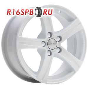 Литой диск Скад Сакура 6.5x15 5*112 ET 43 W