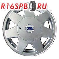 Литой диск Скад Сантана 6x14 4*98 ET 38