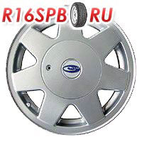 Литой диск Скад Сантана