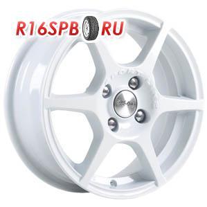Литой диск Скад Ягуар 5.5x14 4*100 ET 38 W