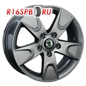 Литой диск Replica Skoda SK18 6x15 5*112 ET 47 GM