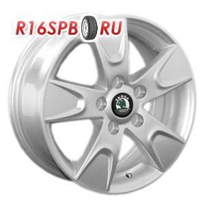 Литой диск Replica Skoda SK18 6x15 5*112 ET 43 S