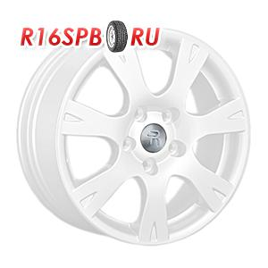 Литой диск Replica Skoda SK21 6.5x16 5*112 ET 50 W