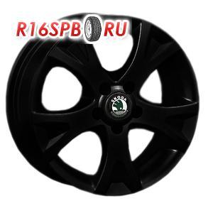 Литой диск Replica Skoda SK5 6x15 5*100 ET 38 MB