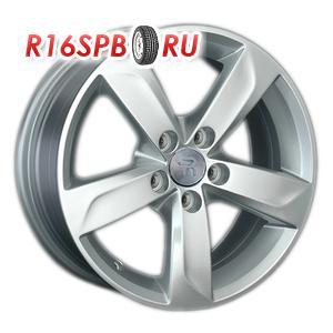 Литой диск Replica Skoda SK58 6x17 5*100 ET 38 S