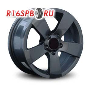 Литой диск Replica Skoda SK6 7x16 5*112 ET 45