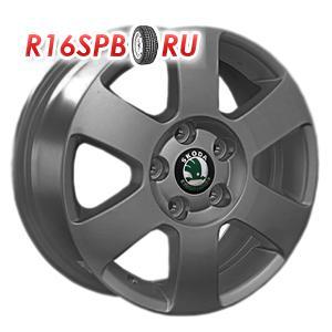 Литой диск Replica Skoda SK7 6x15 5*112 ET 47 GM