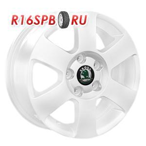 Литой диск Replica Skoda SK7 6x15 5*112 ET 47 W