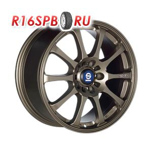 Литой диск Sparco Drift 8x17 5*100 ET 48 Matt Bronze
