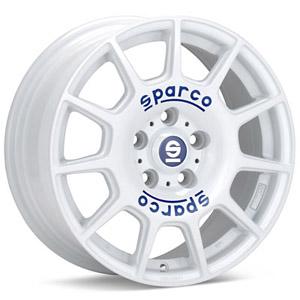Литой диск Sparco Terra 7.5x17 5*114.3 ET 45