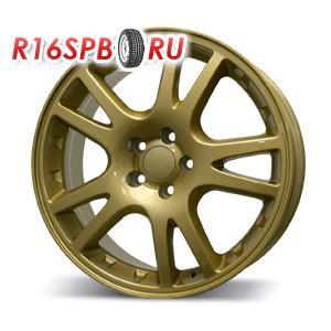 Литой диск Replica Subaru H238 7x17 5*100 ET 48