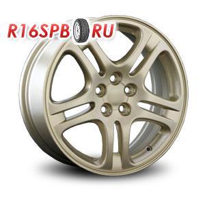 Литой диск Replica Subaru SB1 7x17 5*100 ET 48