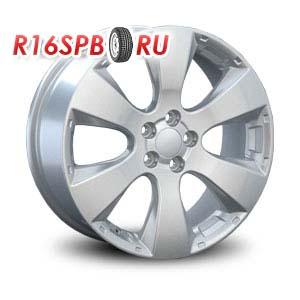 Литой диск Replica Subaru SB19 7x17 5*100 ET 48