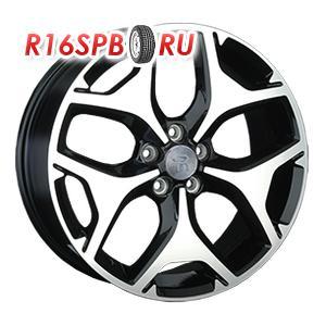 Литой диск Replica Subaru SB22 6.5x16 5*100 ET 48 BKF
