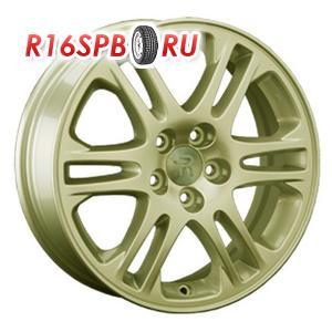 Литой диск Replica Subaru SB4 6.5x16 5*100 ET 48 G
