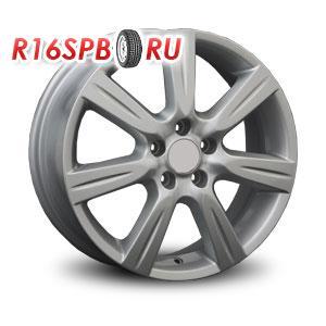 Литой диск Replica Subaru SB7 8x17 5*120 ET 34