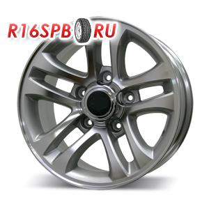 Литой диск Replica Suzuki 673 5x15 4*100 ET 40