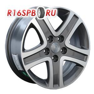 Литой диск Replica Suzuki SZ5 (FR355/693) 6.5x17 5*114.3 ET 45 GMFP