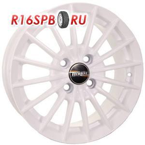 Литой диск Tech-Line 426 5.5x14 4*98 ET 35 W