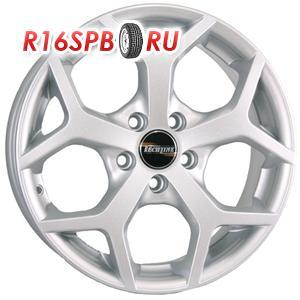 Литой диск Tech-Line 511 6x15 5*108 ET 52.5 S