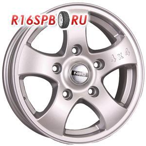 Литой диск Tech-Line Neo 541 6.5x15 5*139.7 ET 40 S
