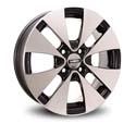 Tech-Line Neo 531 6x15 4*100 ET 48 dia 54.1 Bright Silver