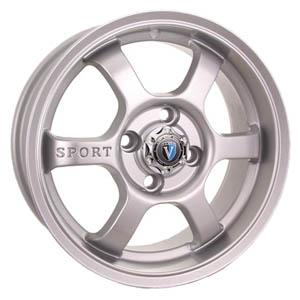 Литой диск Tech-Line Venti 1601 6.5x16 5*114.3 ET 38