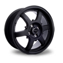 TG Racing LZ417 6.5x16 5*114.3 ET 45 dia 67.1 MATT BLACK