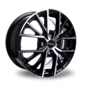 TG Racing LZ741 6x15 4*98 ET 38 dia 58.6 MATT BLACK