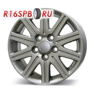 Литой диск Replica Toyota 100 (TY44) 6x15 4*100 ET 48