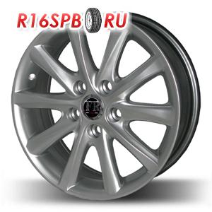 Литой диск Replica Toyota 237 6.5x16 5*114.3 ET 39