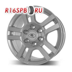 Литой диск Replica Toyota 268 7.5x17 6*139.7 ET 25