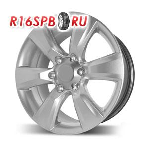 Литой диск Replica Toyota 272 7.5x18 6*139.7 ET 25