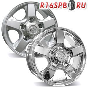 Литой диск Replica Toyota 590 (TY20) 8x17 5*150 ET 0