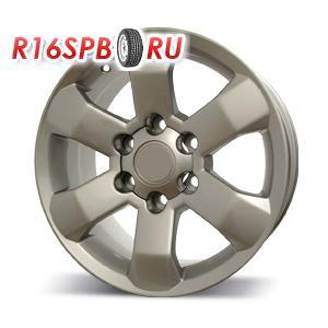 Литой диск Replica Toyota 608 (TY47) 7.5x17 6*139.7 ET 31