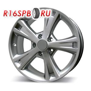Литой диск Replica Toyota 655 (LX11) 7x17 5*114.3 ET 39