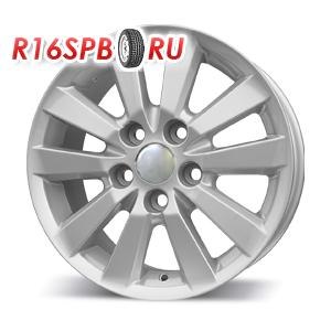 Литой диск Replica Toyota 863 (TY46) 6.5x15 5*114.3 ET 45