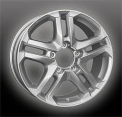 Литой диск Replica Toyota H-TO19 8.5x20 5*150 ET 60