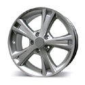 Replica Toyota 655 (LX11) 7x17 5*114.3 ET 39 dia 60.1 алмаз чёрный