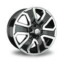 Replica Toyota TY188 7.5x18 6*139.7 ET 25 dia 106.1 BK/FP